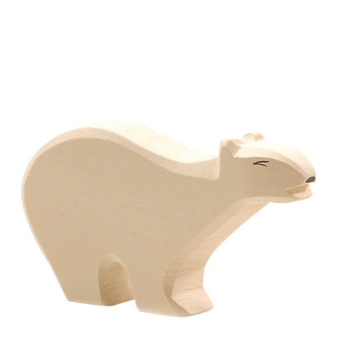 LOVE THIS! Ostheimer Polar Bear from Ostheimer - shop at littlewhimsy NZ