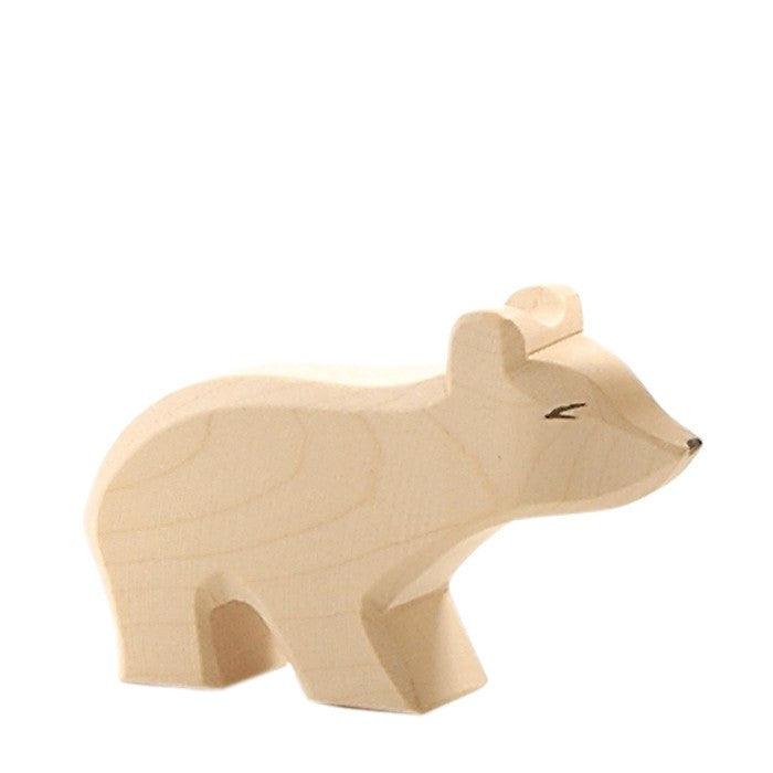 LOVE THIS! Ostheimer Polar Bear Cub Long Neck from Ostheimer - shop at littlewhimsy NZ