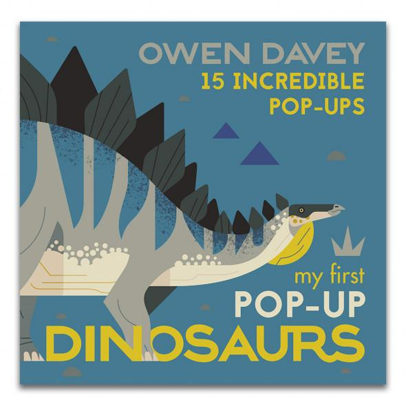LOVE THIS! My First Pop-Up Dinosaurs from Walker Books - shop at littlewhimsy NZ