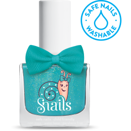 LOVE THIS! Snails Nailpolish - Splash Lagoon from Snails - shop at littlewhimsy NZ