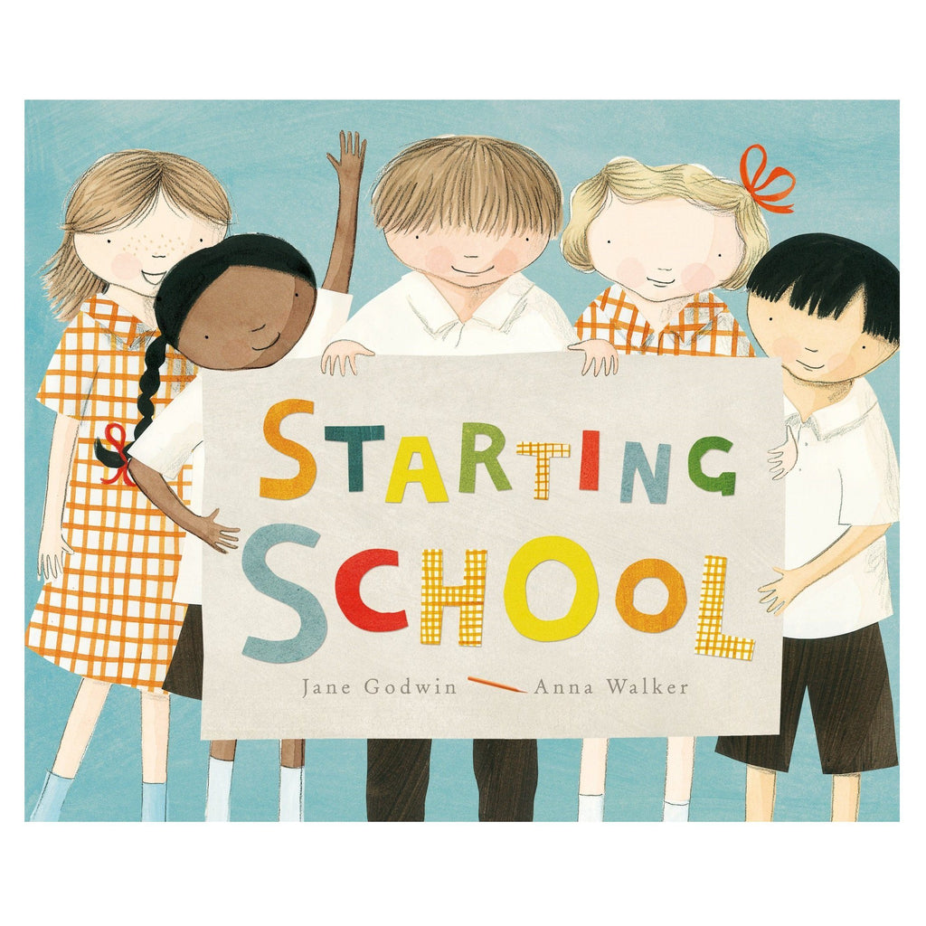 LOVE THIS! Starting School from Penguin Books - shop at littlewhimsy NZ