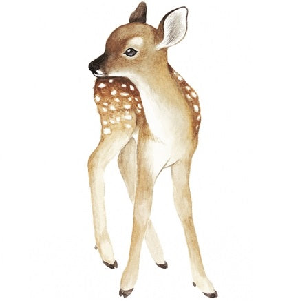 Wall Decal XL - Fawn