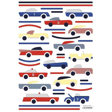 LOVE THIS! Wall Decals - Small Cars from Lilipinso - shop at littlewhimsy NZ