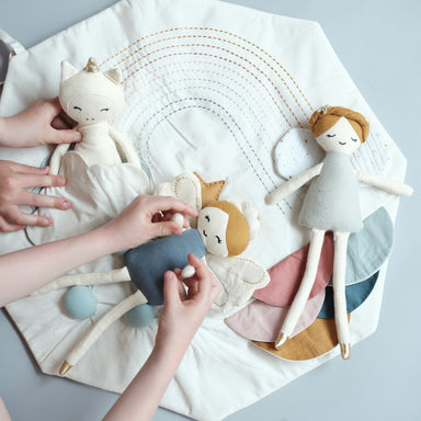 Fabelab Doll | Tooth Fairy with Pouch