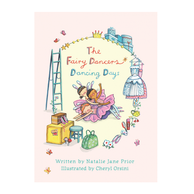LOVE THIS! The Fairy Dancers 2: Dancing Days from Harper Collins - shop at littlewhimsy NZ