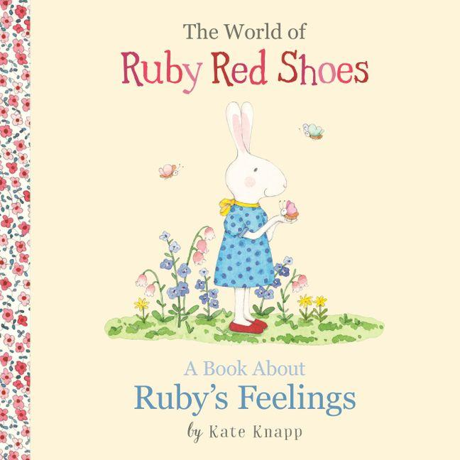LOVE THIS! The World of Ruby Red Shoes: A Book About Ruby's Feelings from Harper Collins - shop at littlewhimsy NZ