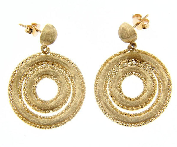 Gold Earring Jewellery
