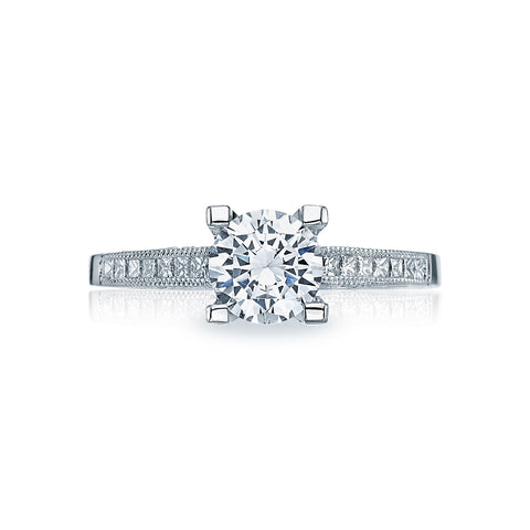 Simply Tacori Collection Style # 2576 SM RD 6.5 W