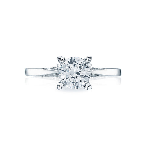 Simply Tacori Collection Style # 2584 RD 6.5 W