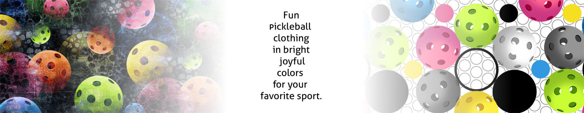 Pickle Ball clothing