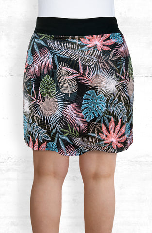 Skort/Tropical Ferns