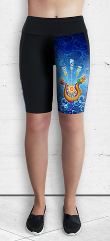 Training Shorts - Dragon Boat with Sunshine (TS-111)
