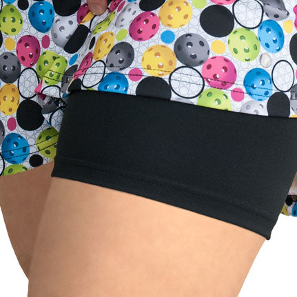 Skort for pickleball