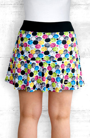 The Pickleball Skort (Style #PSK102)
