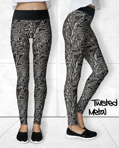 Leggings - Twisted Metal