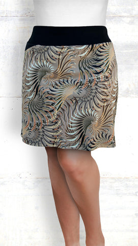 Skort - Wings Earth Tones (Style #5008)