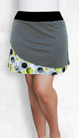 The Pickleball Straight Skort (PSK203)