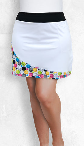 The Pickleball Sraight Skort (PSK202)