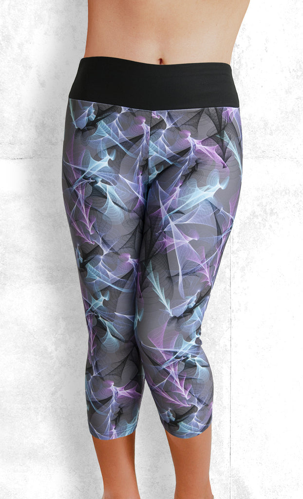 Capri Leggings - Plasma (#1005)