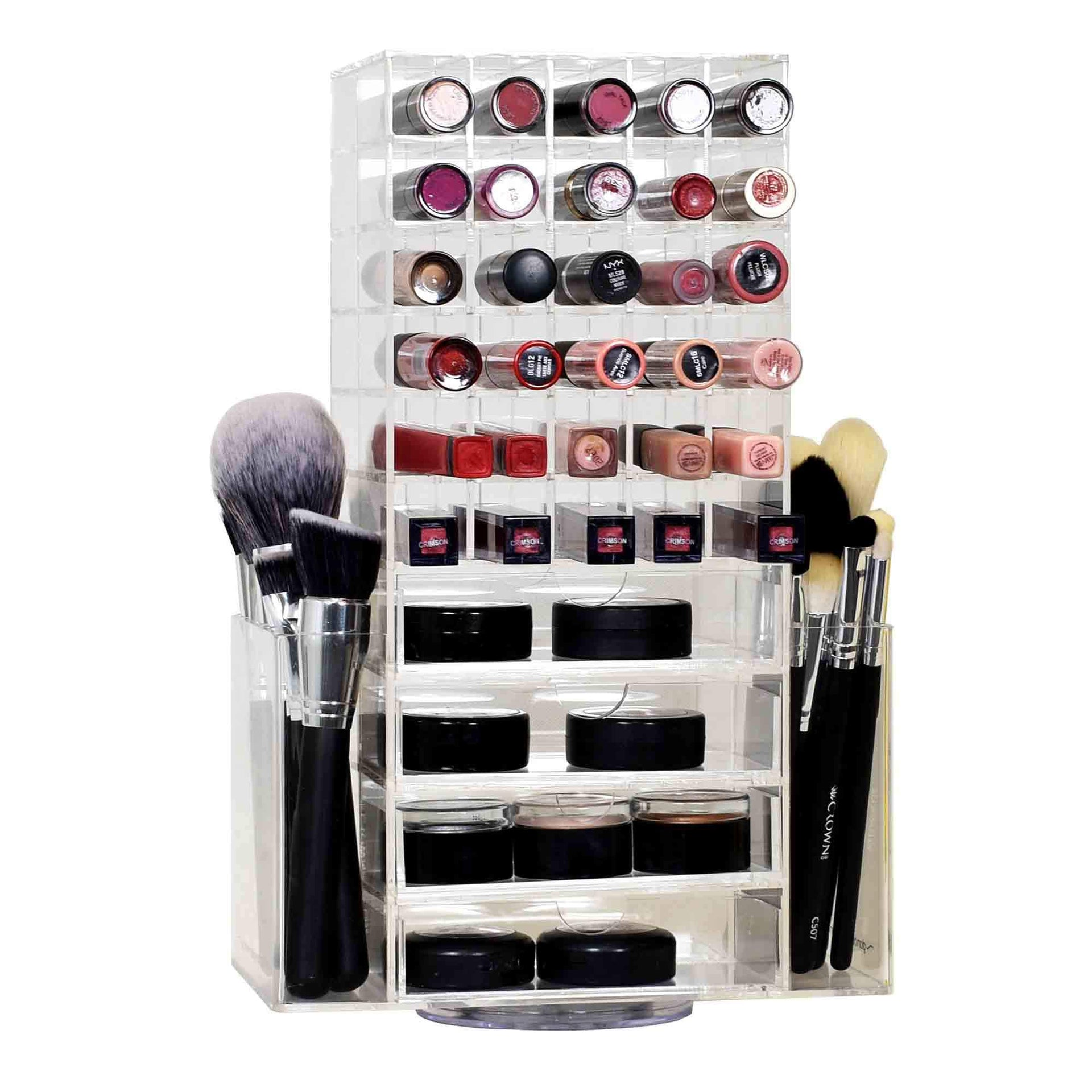 Lipstick Holder - Rotating Lipwear Organiser