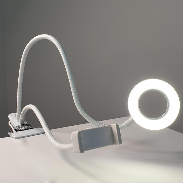 Flexi Halo | Clip on LED Ring Light
