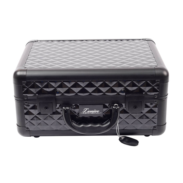 Glow'N'Go Travel Case | Cosmetic Travel Case | Glamour Makeup Mirrors