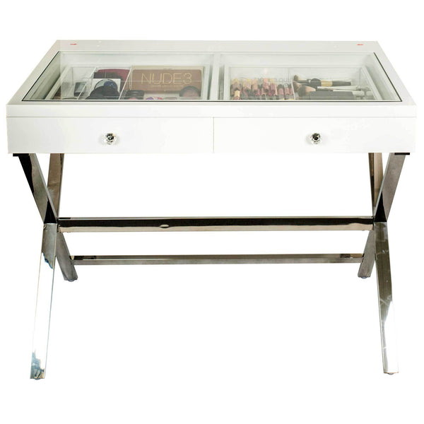 Glamour Studio Vanity Makeup Table by Glamour Makeup Mirrors 2