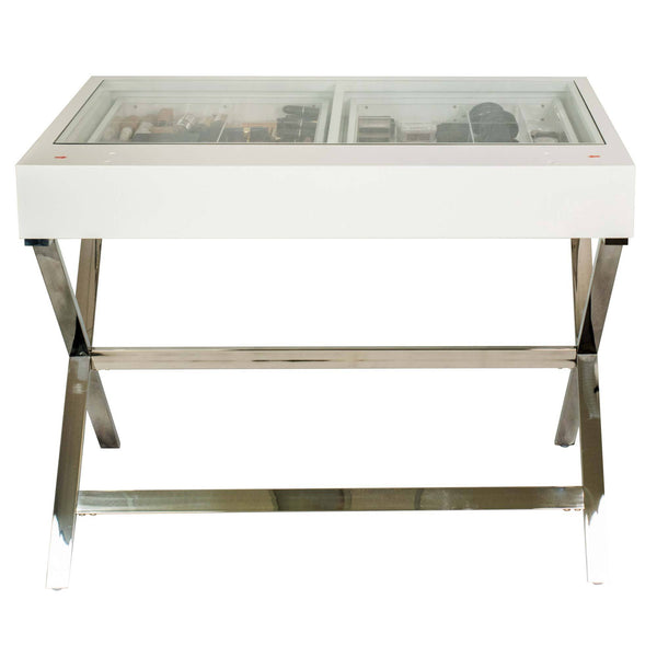 Glamour Studio Vanity Makeup Table by Glamour Makeup Mirrors 3
