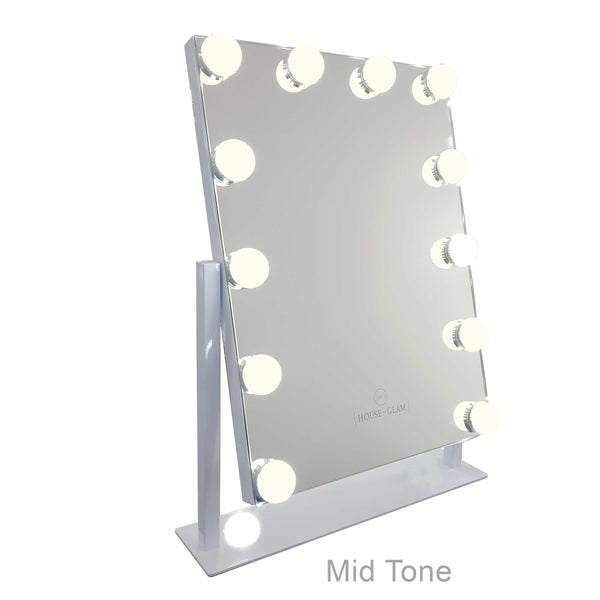 The Moonlight - Dual Sided Three-Tone LED Hollywood makeup mirror