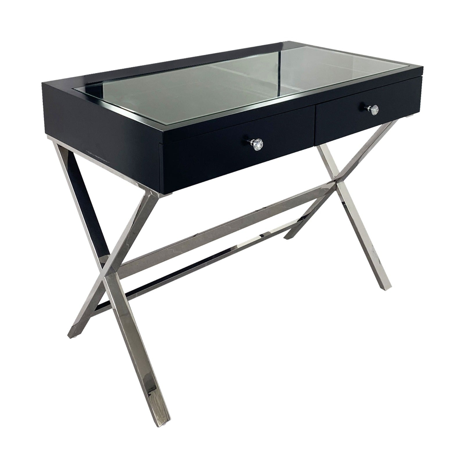Vanity Makeup Table Studio - Black