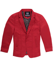 Red Boys Blazer (1326)