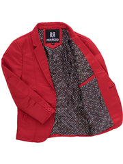 Red Boys Blazer (1326B)