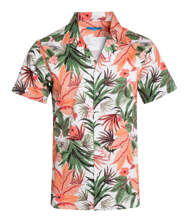 Men's Hawaiian Cotton Shirt