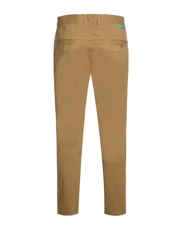 6100 CappuChino Cotton-Stretch Chino