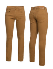 Wheat Skinny-Stretch Jean (714)