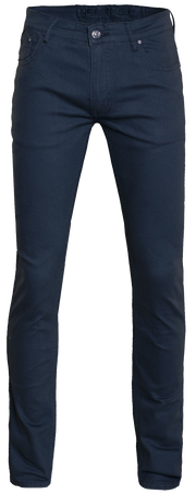 Men's Denim Navy Skinny Jean