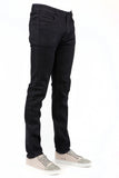 Denim Black Skinny Jean (714)