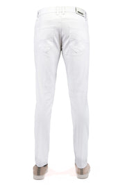White Skinny-Stretch Jean (714)