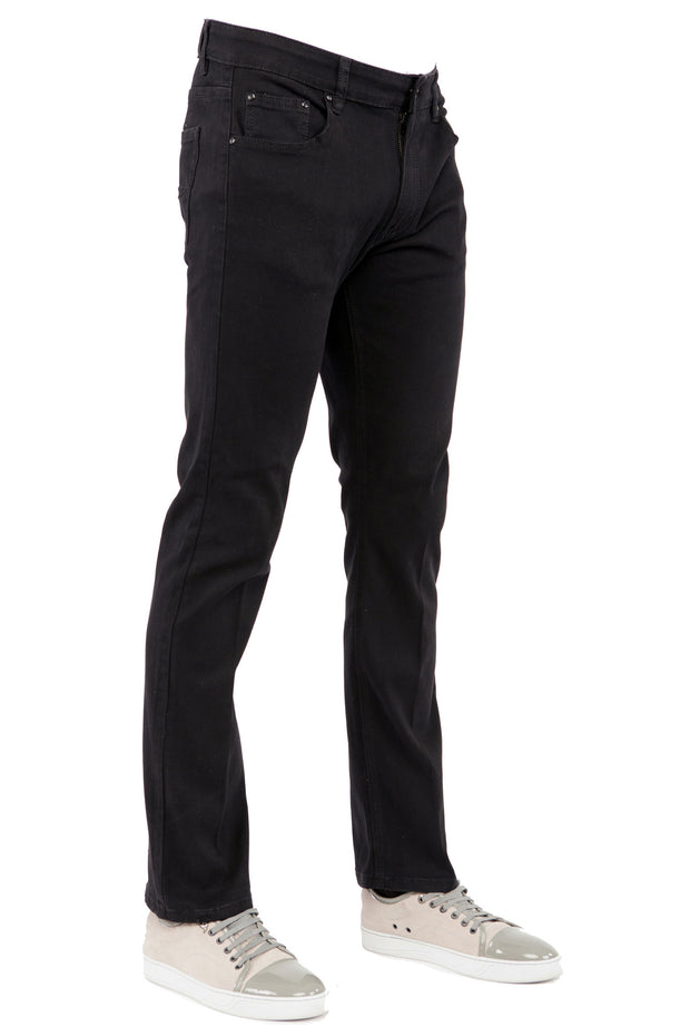 Black Slim-Stretch Jean (720)