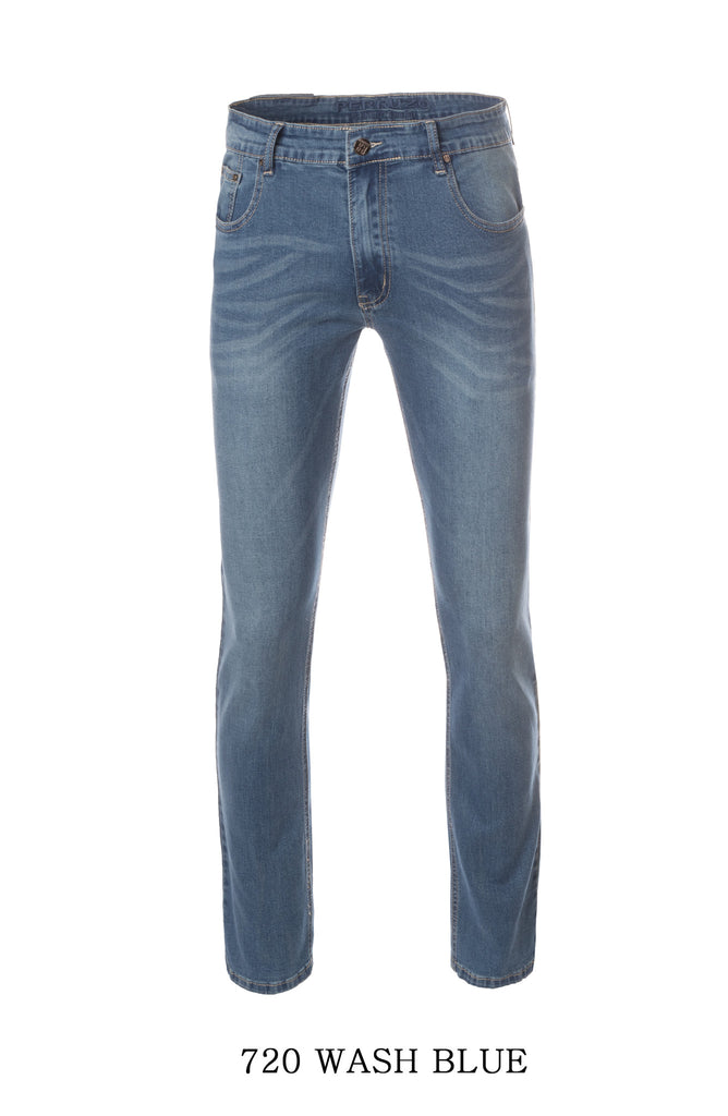 Dark Wash Slim-Stretch Jean (720)