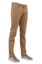 Men's Khaki Slim-Stretch Jean