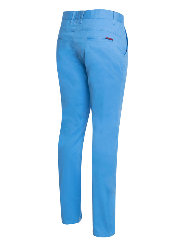 French Cotton-Stretch Chino (724)