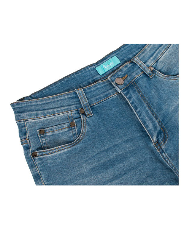 7300 Pacific Slim-Stretch Jean