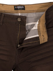 Brown Whisker Jeans (7520)