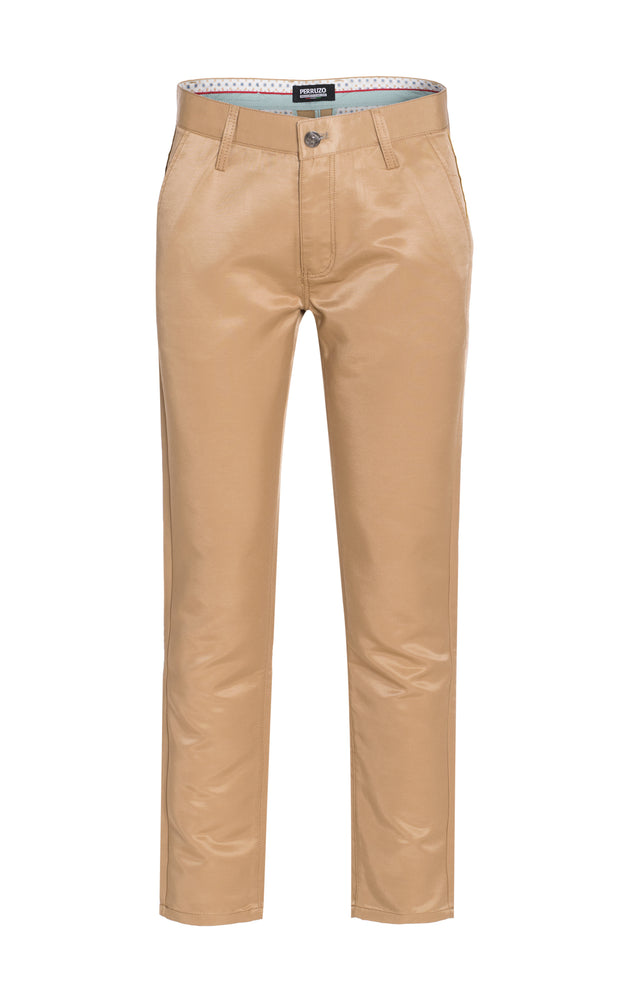 Men's Khaki Premium Pants