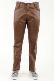 Men's Taupe Classic Premium Pants