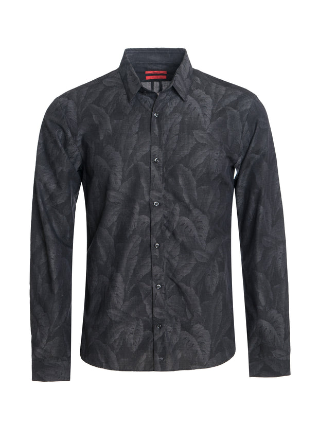 S-106 Hugo Boss Long Sleeve Shirt