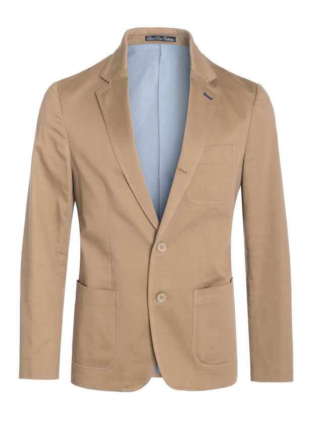 Stone Rose Brown Blazer