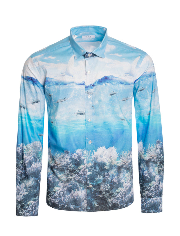 S76 Ocean Long Sleeve Shirt