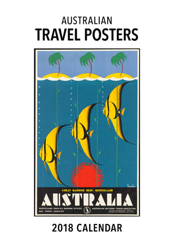 Australian Travel Posters Collection